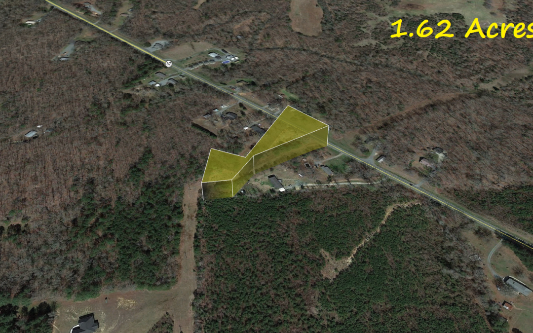 1.62 Acres in Graham, NC – Unrestricted Land!!  4 Acres Nearby Sold for $80,000 – Buy This Property for $20,000 with $2000 Down or $17,000 CASH!!