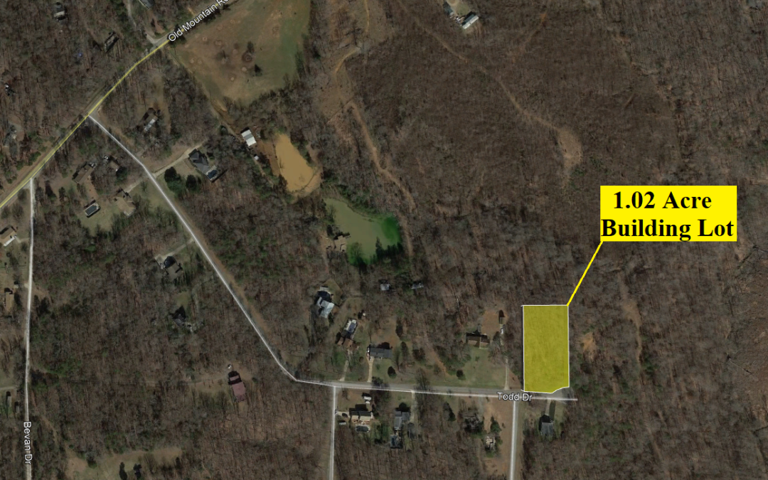1.02 Acre Lot in Established Subdivision – No HOA Fees – Trinity, NC – Vacant Lot Across the Street Sold for $30,000 – BUY TODAY FOR ONLY $10,000!!