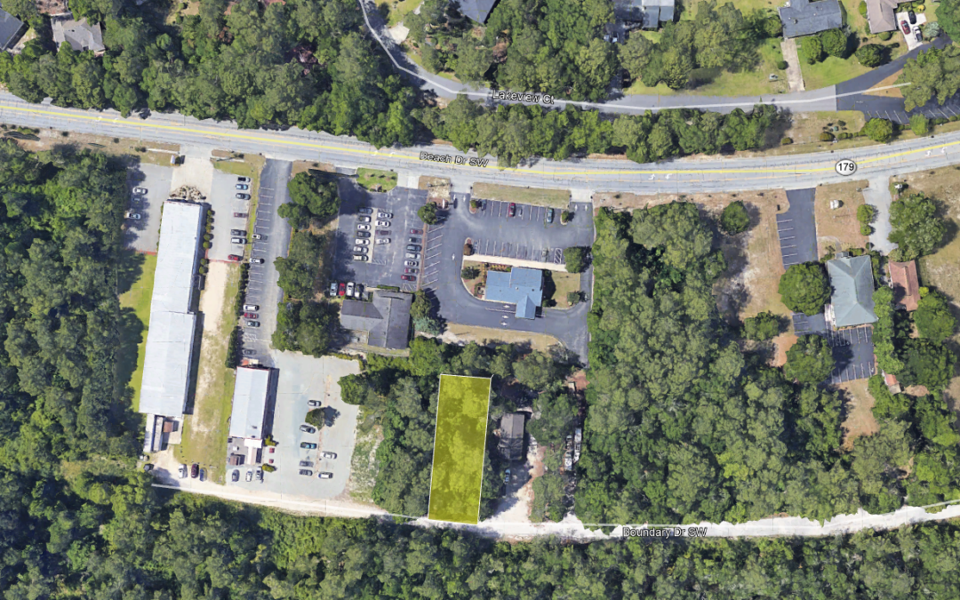 60′ x 150′ Commercial Lot in Calabash, NC – Allows Single Family and Modular Homes – Close to Beaches and Amenities – Assessed at $42,750 – Nearby Comps are at $18,500 and Up – BUY FOR $16,000!!
