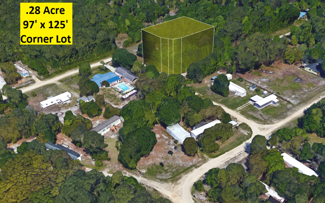 .28 Acre (97′ x 125′) Acre in Mobile Home Subdivision – Supply, NC – Nearby Comps Have Sold from $7500 to $17,000 – Buy For $8000 Financed with $1000 Down or $7000 CASH!!